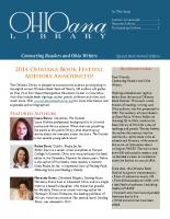 Apr 2014 Newsletter Book Festival Edition