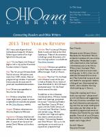 Dec 2013 Ohioana Newsletter