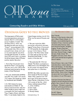 Feb 2014 Ohioana Newsletter