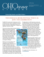 April 2016 Ohioana Newsletter